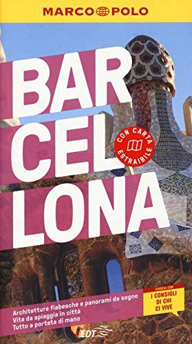 Barcellona. Con atlante stradale. Con Carta geografica ripiegata