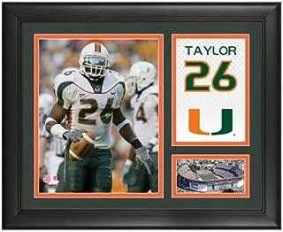 Sean Taylor Miami Hurricanes Framed 15
