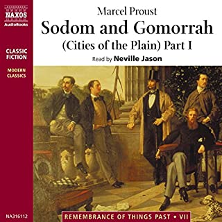 Sodom and Gomorrah (Cities of the Plain), Part I audiobook cover art