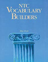 NTC Vocabulary Builders, Blue Book - Reading Level 10.0