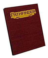 This 416-page rulebook contains everything you need to create and advance your Pathfinder Playtest character from level 1 to 20. Delve the deepest dungeons with a brand-new goblin alchemist hero. Pathfinder Playtest Rulebook is your gateway to the fu...