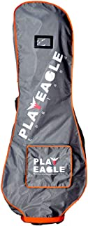 PLAYEAGLE Golf Rain Cover Bag Double Zipper Light Weight Golf Travel Cover Bag for Most of Brands Golf Bag,51x9.44x20 inch