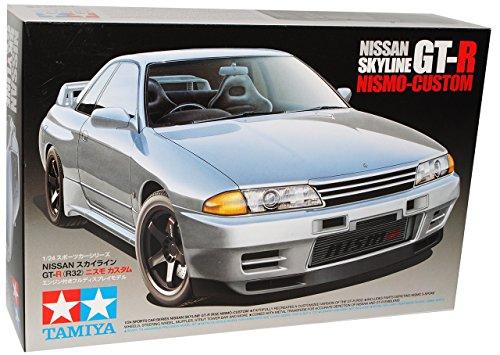 Tamiyia Nissan Skyline R32 Nismo Silber GT-R 1989-1993 24341 Kit Bausatz 1/24 Modell Auto Modell Auto