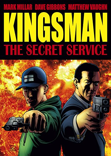 The Secret Service: Kingsman (deluxe Hardcover edition)