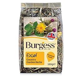 Burgess Excel Garden Herbs, 120 g