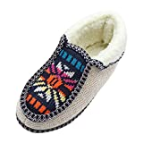 DremedU Zapatos Casuales Zapatos De AlgodóN Botas Cortas Flores De Punto para Hombres Y Mujeres MáS Terciopelo Zapatos Gruesos Y CáLidos 201008