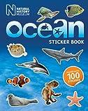 Natural History Museum Ocean Sticker Book (Natural History Museum Sticker Books)