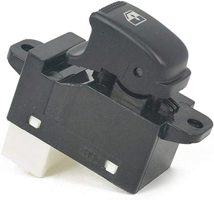 WEIWEITOE Botón de Control del Interruptor de la Ventana eléctrica del Pasajero para Hyundai Elantra Sonata