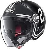 51T+dHheilL. SL160  - Nolan N21 Visor Quarterback, Casque Moto Football Américain