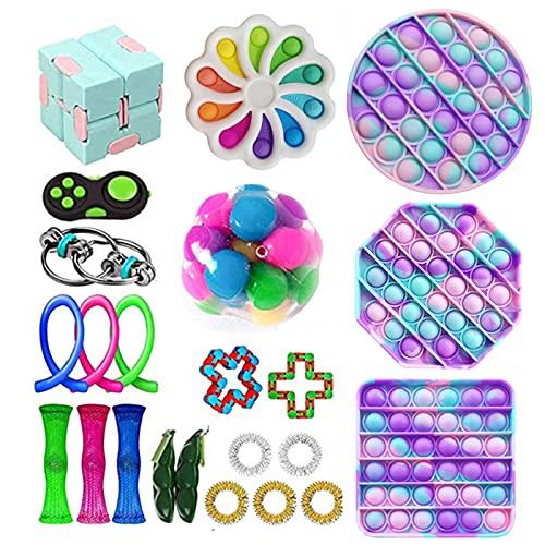 30Pc TIK Tok Fidget Toys Pack Se...