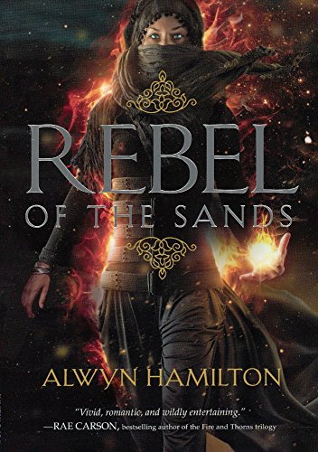 Rebel Of The Sands (Turtleback School & Library Binding Edition)