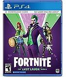 Fortnite: The Last Laugh Bundle (PS4) DOWNLOAD CODE IN RETAIL BOX - UK IMPORT