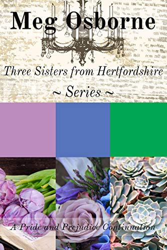 Three Sisters from Hertfordshire 3-in-1 Collection by [Meg Osborne]
