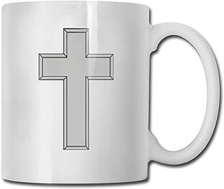 Tasse à café en céramique ChristChaplainBC Idées Mug Meilleure tasse de cadeau pour la famille et l'anniversaire