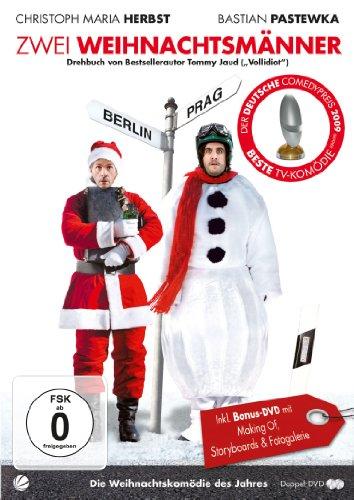 Zwei Weihnachtsmänner (2 DVDs)