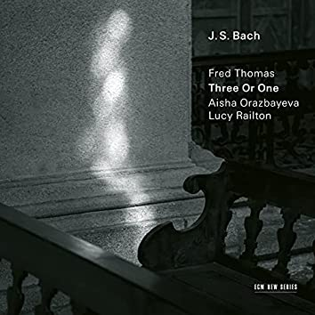 J.S. Bach: Three Or One - Transcriptions by Fred Thomas
