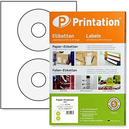 CD DVD Etiketten...