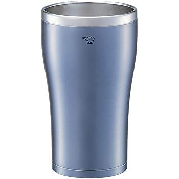 象印マホービン(ZOJIRUSHI) 魔法瓶 ステンレス タンブラー マグ 真空二重 保温 保冷 450ml クリアブルー SX-DN45-AC