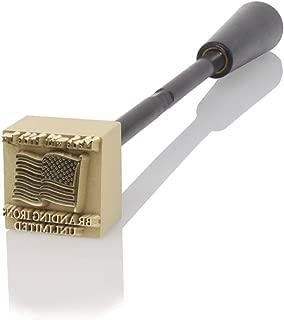 makers mark branding iron