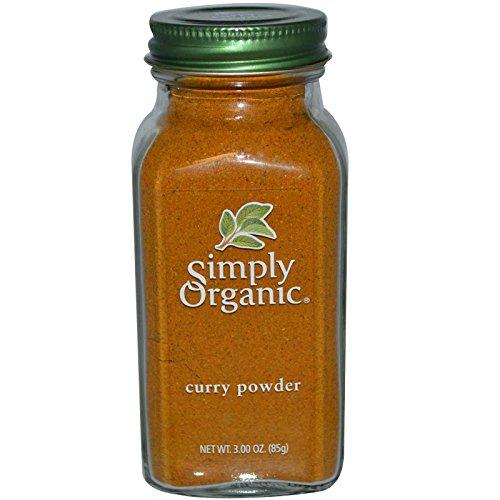 Simply Organic(シンプリー オーガニック) カレーパウダー 3.00 oz (85g) [海外直送品]