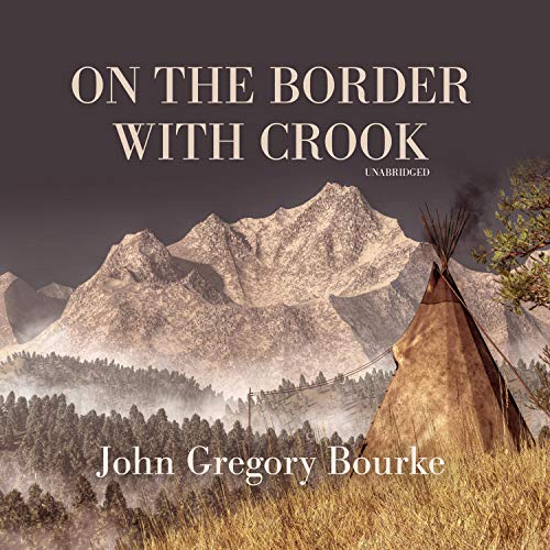 On the Border with Crook cover art