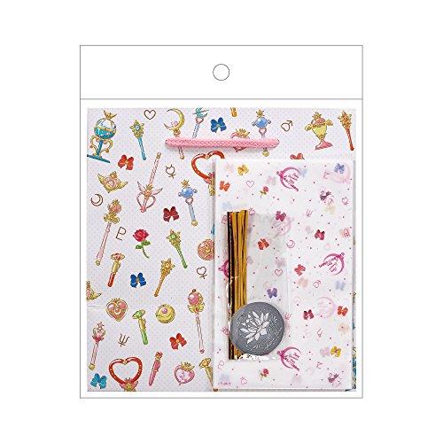 Bandai Sailor Moon- Sailor Moon Idea Regalo, Cartoleria, Scuola, Ufficio, Multicolore, 45165