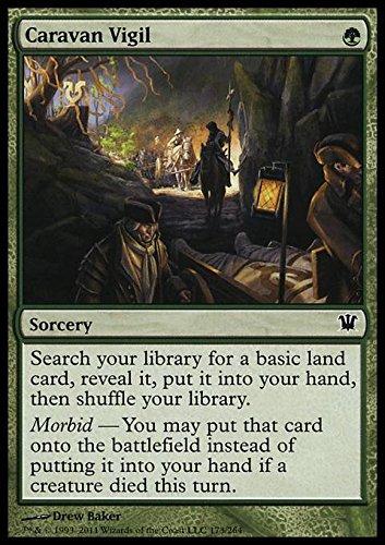 Magic: the Gathering - Caravan Vigil - Innistrad - Foil