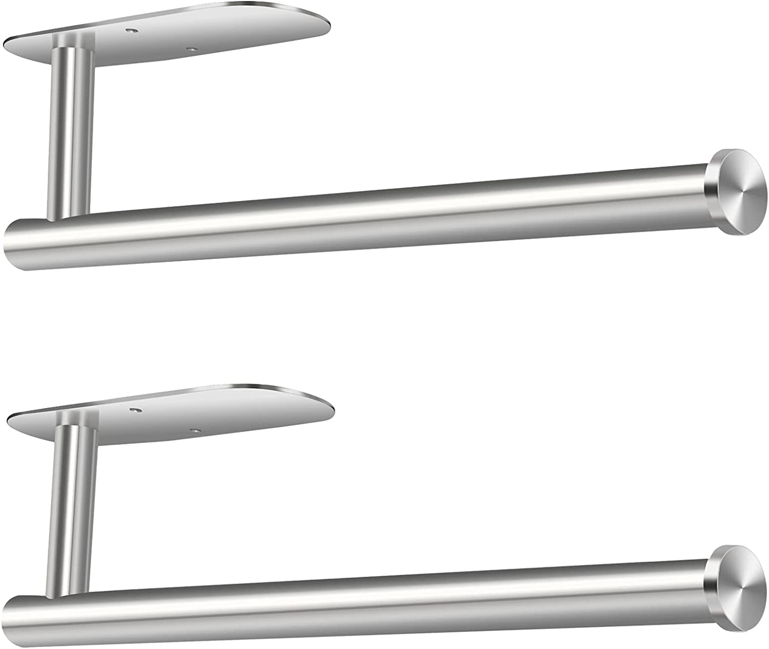 Stainless Steel Paper Towel Holder Over item handling ☆ Under PCS Stable Cabinet 2 A Detroit Mall