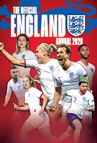 The Official England FA Annual 2021