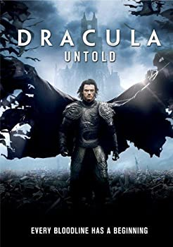 DVD Dracula Untold Book