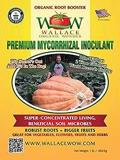 Wallace Organic Wonder Premium Mycorrhizal Fungi (1 lbs)