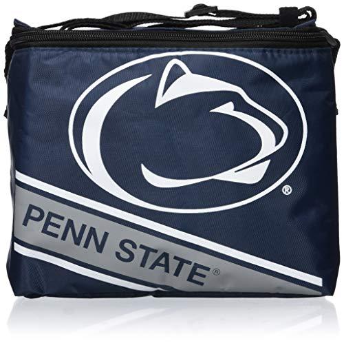 Penn State Big Logo Stripe 6 Pack Cooler
