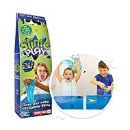 ECO FRIENDLY: Slime Play is biodegradable and is skin safe, drain safe, easy clean and stain free GREAT FUN: Magically transforms water into a colourful slime, add figures for perfect imaginary table-top play SENSORY PLAY: Slime Plays unique texture ...