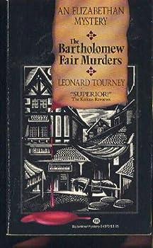 The Bartholomew Fair Murders 0345343700 Book Cover