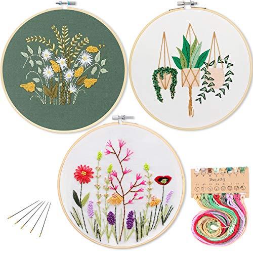 Image of 3 Pack Embroidery Starter...: Bestviewsreviews