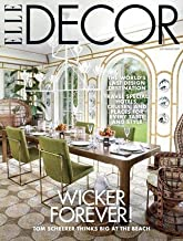 Elle Decor Magazine - July/August 2019 + FREE GIFT
