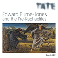 Tate - Edward Burne Jones & the Pre-raphaelites 2019 Calendar (Wall Calendar)