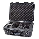 Nanuk 925 Waterproof Hard Case with Foam Insert for DJI Mavic 2 Pro Zoom + Smart Controller, Crystalsky 5.5