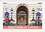 Stippvisite in London (Wandkalender 2022 DIN A4 quer)