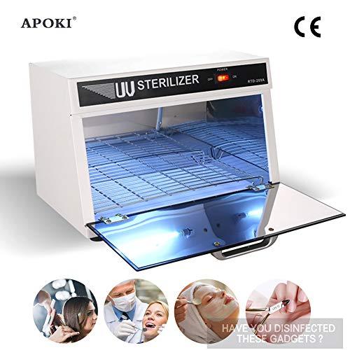 APOKI Autoclave Esterilizador,8l-Esterilizador De Calor Autoclave Co E