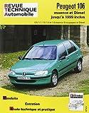 E.T.A.I - Revue Technique Automobile 539.5 - PEUGEOT 106 - 1991 à 2003