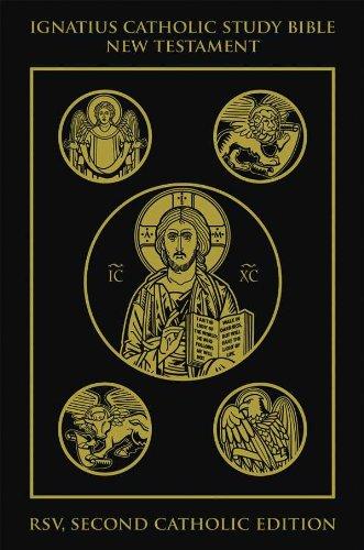 The Ignatius Catholic Study Bible New Testament (English Edition)