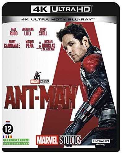Ant man 4k ultra hd [Blu-ray] [FR Import]