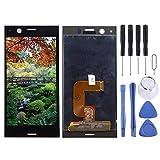 Yukiki Écran LCD et Digitizer Assemblée complète for Sony Xperia XZ1 Compact (Noir) (Color :...