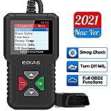Best Car Code Readers - EDIAG OBD2 Scanner YA-101 Car Code Reader Review