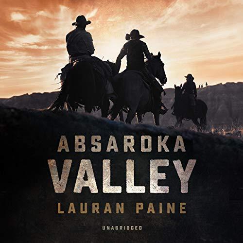 Absaroka Valley audiobook cover art