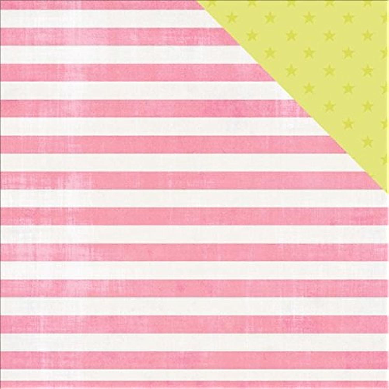 Webster 's Seiten Bemalt Passport Doppelseitig Karton 12 Zoll x 12 Zoll Sterne und Streifen (25 Stück) B01CYVFHYQ   | Schönes Design