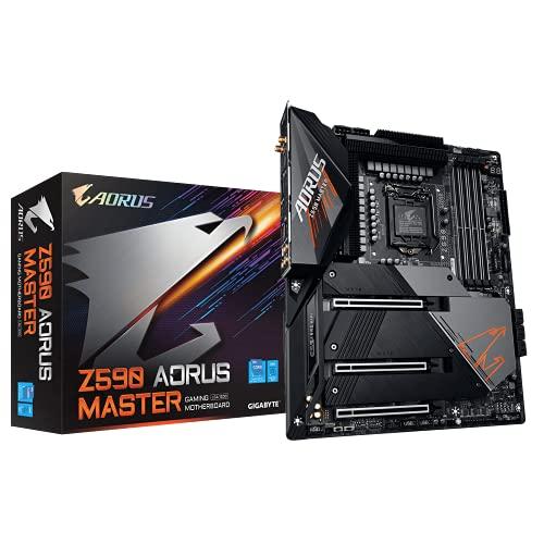 GIGABYTE Z590 Aorus Master Carte mère Intel Z590 Socket 1200