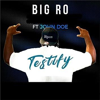 Testify (feat. John DOE)