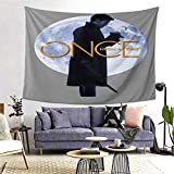 Captain Hook Killian Jones - Once Upon A Time Racerback Tank Top Art Tapestry Handicraft Party Decoration Banner Garland Event Banner and Home Decoration